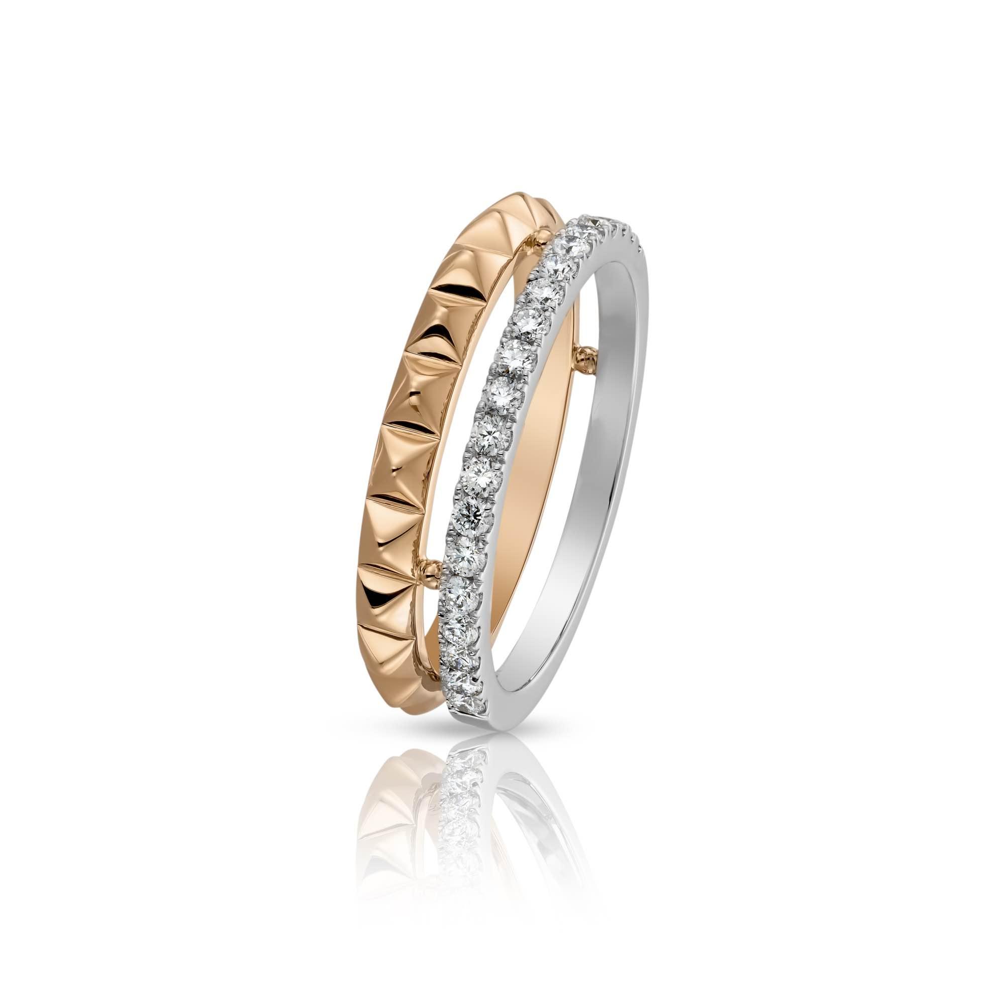 Cubini Ring - (60178-RWW)